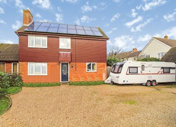 Thumbnail 4 bed detached house for sale in Long Pastures, Glemsford
