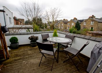 Thumbnail 3 bed flat to rent in Shandon Road, Clapham, London