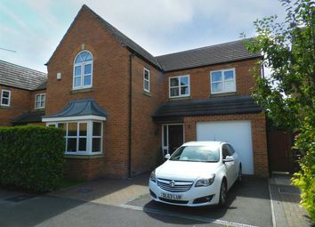 Thumbnail 4 bed detached house for sale in Spring Close, Kirkby-In-Ashfield, Nottingham