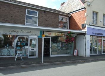 Retail premises to let in High Street, Stonehouse Glos GL10