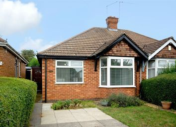Thumbnail 2 bed semi-detached bungalow for sale in Knights Lane, Kingsthorpe Village, Northampton