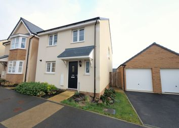 Thumbnail 4 bed detached house for sale in Fulmar Road, Bude