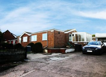 Thumbnail 3 bed bungalow for sale in Galleys Bank, Stoke-On-Trent, Staffordshire