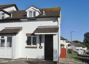 Thumbnail 1 bed property for sale in Venford Close, Paignton