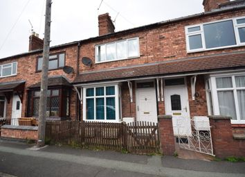 Thumbnail 2 bed terraced house for sale in Egerton Road, Whitchurch