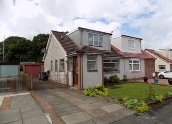 Thumbnail 3 bed semi-detached house for sale in Credon Drive, Airdrie