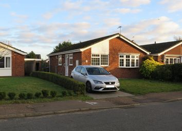 Thumbnail 2 bed bungalow to rent in Surlingham Drive, Swaffham