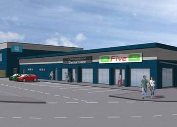 Thumbnail Retail premises to let in Colpy Road, Oldmeldrum, Inverurie