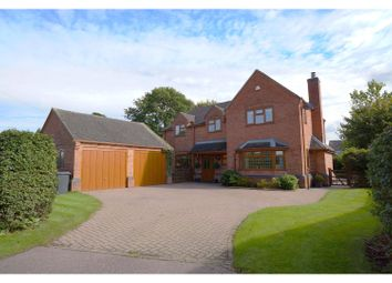 Thumbnail 4 bed detached house for sale in Church Lane, Chilcote