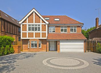 Thumbnail 6 bed detached house for sale in Williams Way, Radlett, Hertfordshire