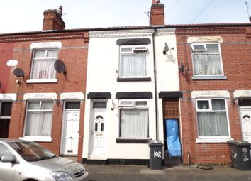 Thumbnail 3 bed terraced house for sale in Moira Street, Belgrave, Leicester