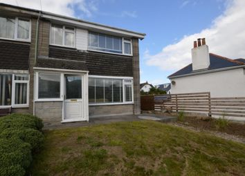 Thumbnail 3 bed terraced house for sale in Parc An Creet, St. Ives, Cornwall