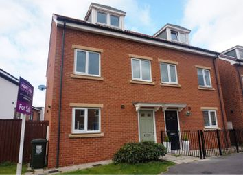Thumbnail 3 bed semi-detached house for sale in Bristol Drive, Wallsend