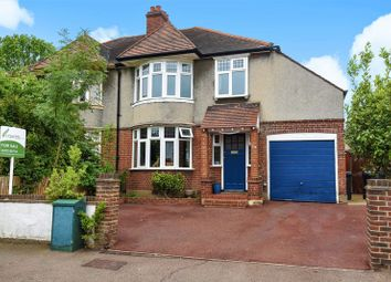 Thumbnail 3 bed semi-detached house for sale in Chiltern Drive, Berrylands, Surbiton