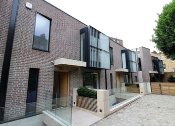 Thumbnail 4 bed terraced house to rent in River Street Mews, Islington