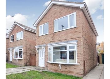 Thumbnail 3 bed detached house for sale in The Gallops, York