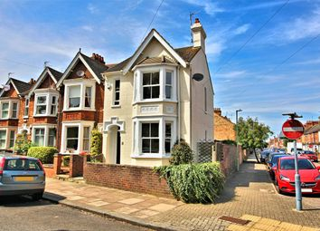 Thumbnail 4 bedroom semi-detached house for sale in Russell Avenue, Bedford