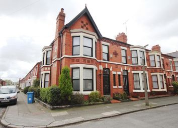 Thumbnail 3 bed end terrace house to rent in Langham Avenue, Aigburth, Liverpool