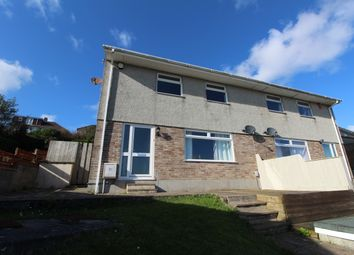 3 bed semi-detached house for sale in York Road, Plymouth PL5