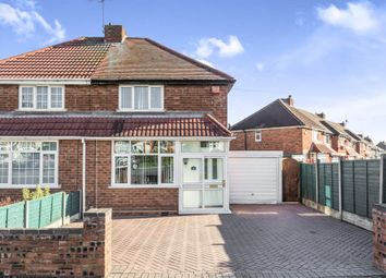 Thumbnail 2 bed semi-detached house for sale in Shalford Road, Solihull