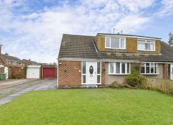 Thumbnail 2 bed semi-detached house for sale in Lichfield Avenue, Eaglescliffe, Stockton On Tees