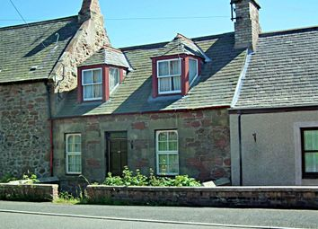 Thumbnail 2 bed terraced house for sale in Main Street, East End, Chirnside