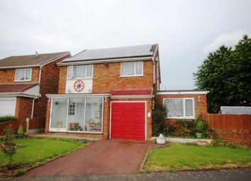 Thumbnail 3 bed detached house for sale in Crail Grove, Great Barr