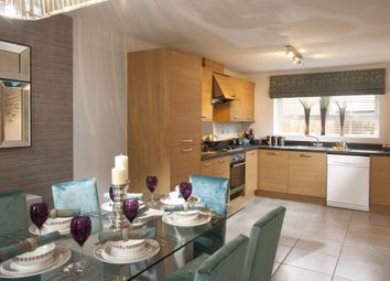 "Thumbnail 3 bed detached house for sale in ""Dartmouth"" at The Crescent, Lawley Village, Telford"