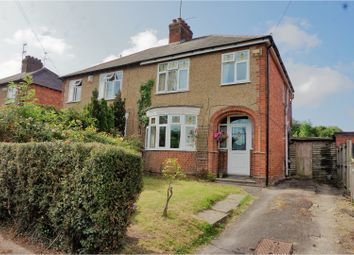 Thumbnail 3 bed semi-detached house for sale in Harp Hill, Cheltenham