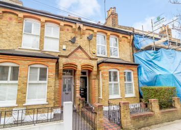 Thumbnail 4 bed terraced house for sale in Gladstone Road, London