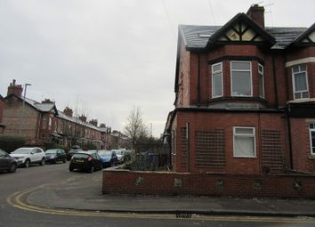 Thumbnail 2 bed flat to rent in 17 Beech Road, Chorlton, Manchester.