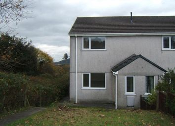 Thumbnail 2 bed semi-detached house to rent in Crymlyn Road, Llansamlet