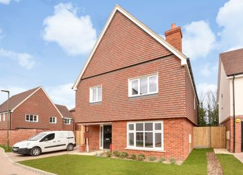 Thumbnail 4 bed detached house for sale in Sycamore Gardens, Ewell