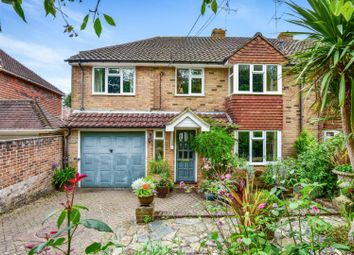 Thumbnail 4 bed semi-detached house for sale in Woodside Road, Chiddingfold, Godalming