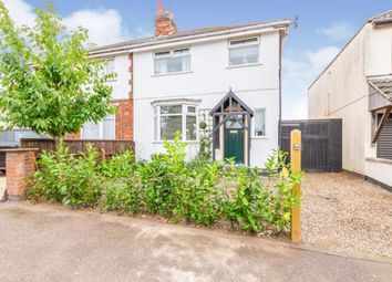 Thumbnail 3 bed semi-detached house for sale in Colindale Avenue, Birstall, Leicester, Leicestershire