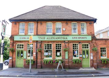 Thumbnail Pub/bar for sale in Victoria Road, Hampshire: Farnborough