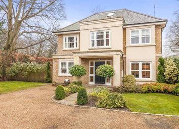 Thumbnail 6 bed property for sale in West Byfleet, Surrey
