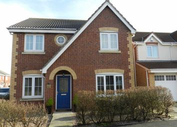 Thumbnail 4 bedroom detached house for sale in Shelly Close, Blackpool