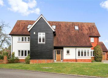 Thumbnail 6 bed detached house for sale in Oakley Gardens, Brockham Park, Dorking, Surrey