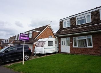 Thumbnail 3 bed semi-detached house for sale in Laburnum Grove, Sheffield