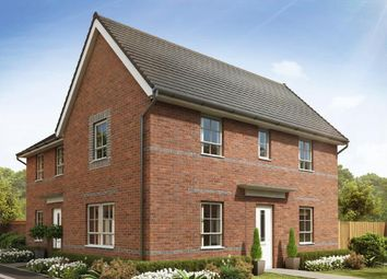 """Thumbnail 3 bed semi-detached house for sale in """"Moresby"""" at Pye Green Road, Hednesford, Cannock"""