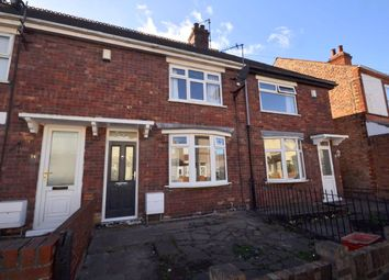 Thumbnail 2 bedroom terraced house for sale in Fairview Avenue, Cleethorpes