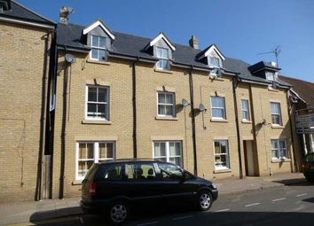 Thumbnail 2 bedroom terraced house to rent in Palmer Close, Ramsey, Huntingdon