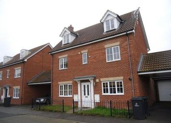 Thumbnail 5 bed property to rent in Stanford Road, Thetford