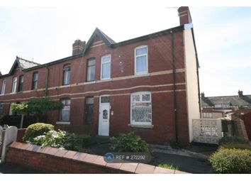 Thumbnail 3 bed end terrace house to rent in Curzon Road, Lytham St Annes