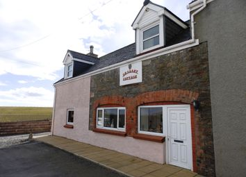 Thumbnail 2 bed semi-detached house for sale in Kirklauchline, Stoneykirk