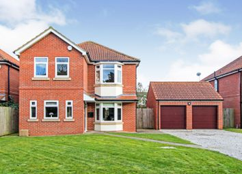 4 bed detached house for sale in Howden Gardens, Barlby, Selby YO8