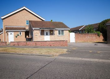 Thumbnail 1 bed bungalow to rent in Tyne Cresent, Bedford