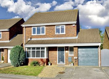Thumbnail 4 bed detached house for sale in Fallow Drive, Eaton Socon, St. Neots, Cambridgeshire