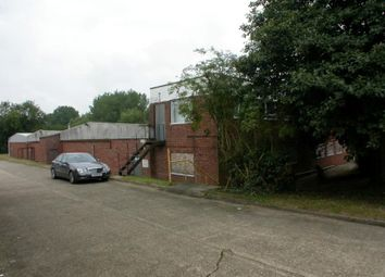 Thumbnail Industrial for sale in Bulmer Road Industrial Estate, Brundon Lane, Sudbury, Suffolk